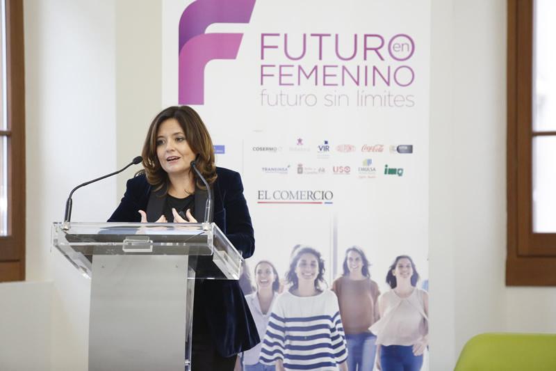 «Las mujeres tienen recursos infinitos para llegar adonde quieran»