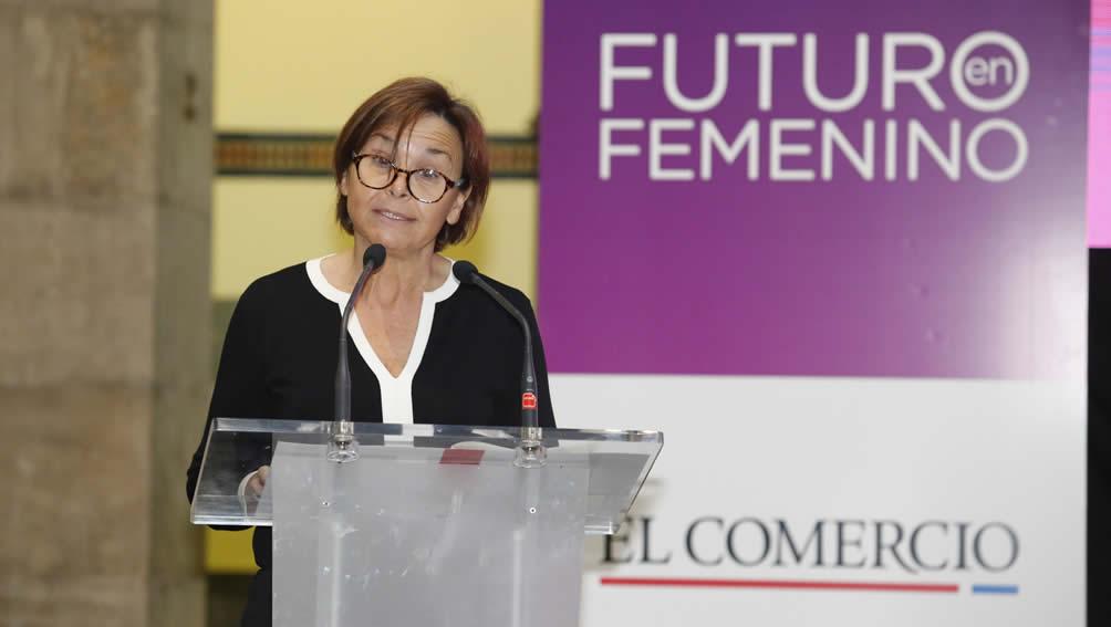 «Las mujeres solo ocupan uno de cada cuatro puestos directivos»
