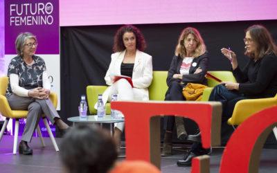 «Las políticas culturales las  tenemos que trazar las mujeres»