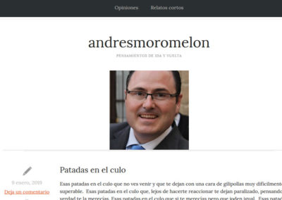 Andrés Moro Melón