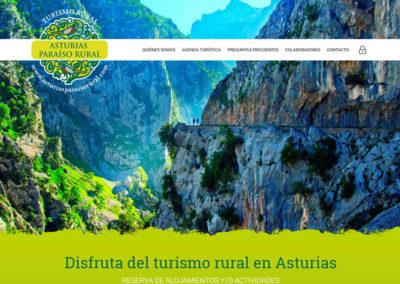 Asturias Paraíso Rural – Reserva de alojamientos rurales y turismo activo