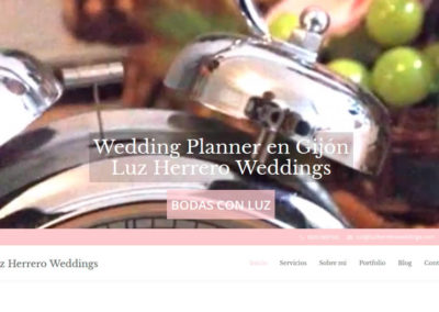 Wedding Planner en Asturias – Luz Herrero Weddings