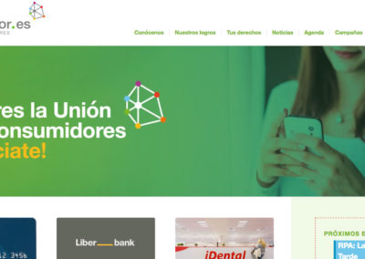 Unión de consumidores de Asturias