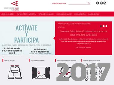 Observatorio de salud de Asturias