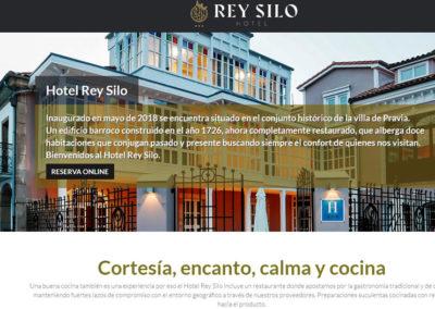 Hotel Rey Silo de Pravia