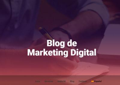 Mi blog de marketing digital
