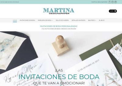 Martina Design & Paper