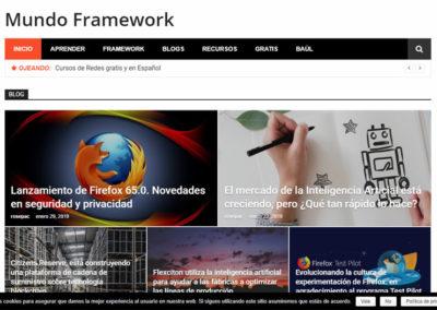 Mundo Framework