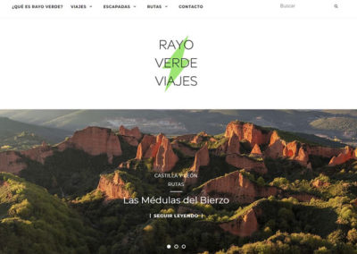 Rayo Verde Viajes