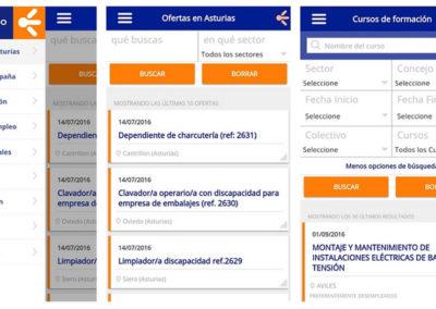Servicio Empleo de Asturias