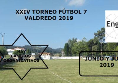 Fútbol 7 Valdredo