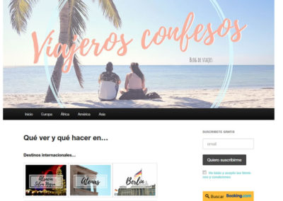 Viajeros Confesos