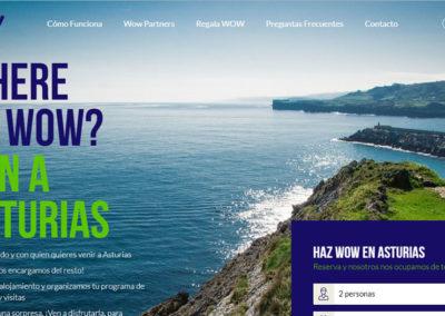 Wow Asturias – Escapadas sorpresa por Asturias