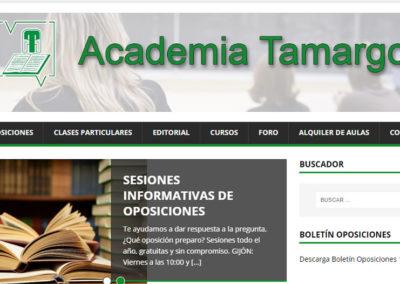 Academia Tamargo