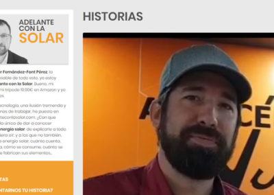 Adelante con la Solar