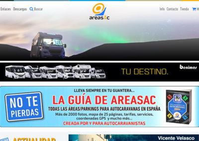 Áreas de servicio y pernocta para Autocaravanas en España y Europa