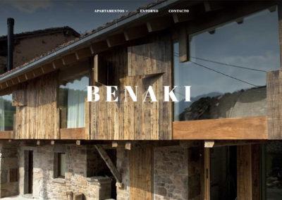 BENAKI – Apartamentos en Ladines