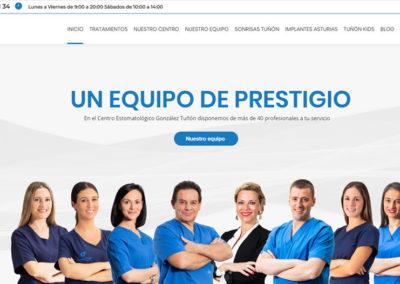 Centro Estomatológico González Tuñón