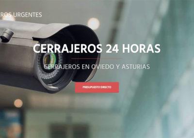 Cerrajeros en Oviedo