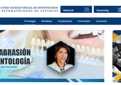 Colegio Oficial de Odontólogos de Asturias