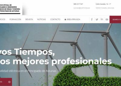 Colegio Oficial de Graduados e ingenieros Técnicos de Minas y Energía del Principado de Asturias