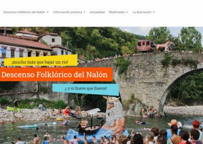 Descenso Folklórico del Nalón