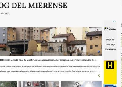 El blog del mierense