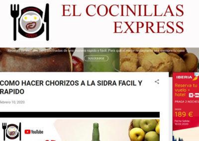 El Cocinillas Express