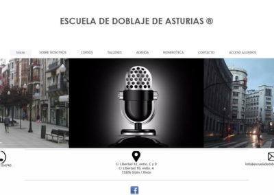 Escuela de Doblaje de Asturias