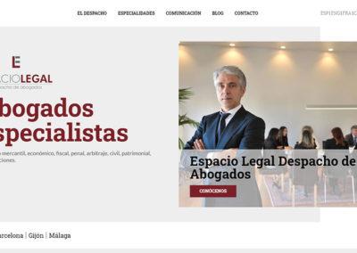 Espacio Legal – Despacho de abogados derecho bancario y financiero