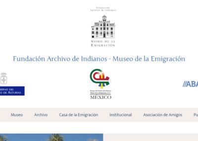 Fundación Archivo de Indianos – Museo de la Emigración