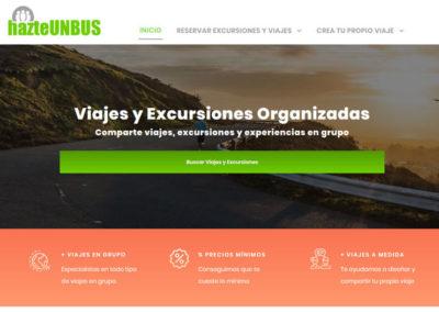 Hazteunbus – Tus viajes y excursiones en grupo
