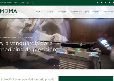 IMOMA,Instituto de Medicina Oncológica y Molecular de Asturias