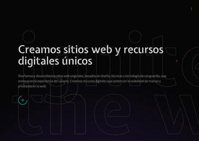INKNITE – Diseño y Desarrollo Web