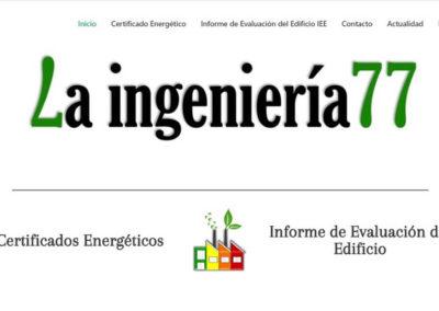 La Ingeniería77