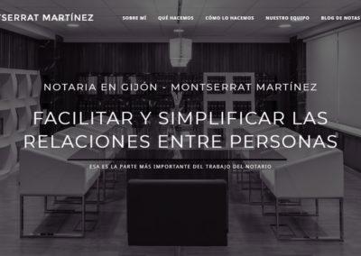 Notaría Montserrat Martínez
