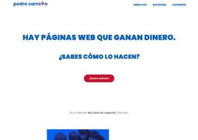 Copywriter y diseñador web en Asturias