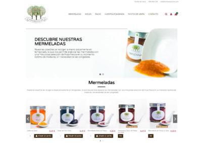 Pomares Dulces-Mermeladas y Mieles Ecológicas