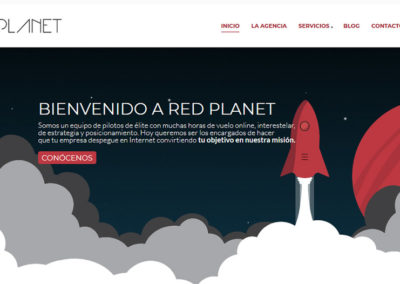 RED PLANET Marketing Digital