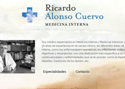 Ricardo Alonso Cuervo