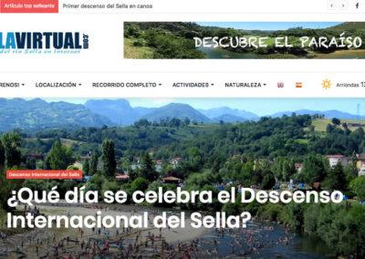 Sellavirtual.com – La guía del río Sella en Internet