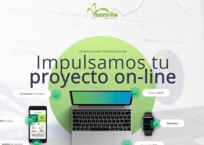 Semilla Proyectos Internet