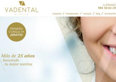 Valentín Otaño. Clínica Dental